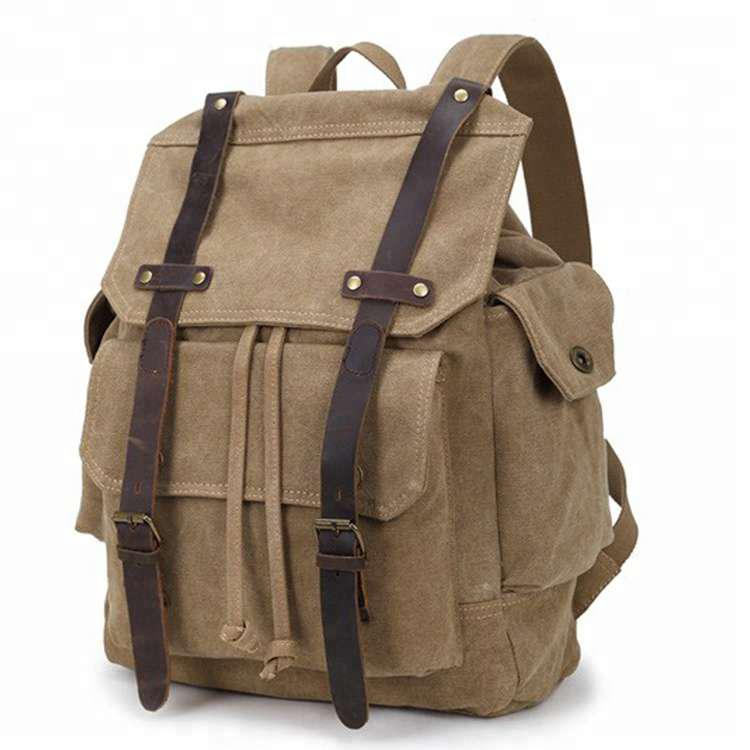 Canvas рюкзак міський BUG TB668-CF