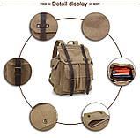 Canvas рюкзак міський BUG TB668-CF, фото 2