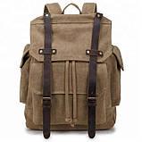 Canvas рюкзак міський BUG TB668-CF, фото 3