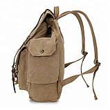 Canvas рюкзак міський BUG TB668-CF, фото 5