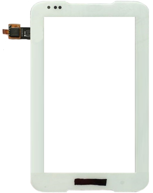 Сенсорный экран (тачскрин) для планшета Lenovo IdeaPad A1000 white orig