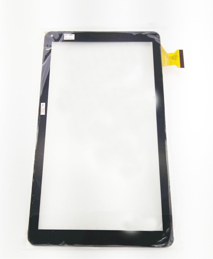 Сенсорный экран (тачскрин) для планшета Assistant AP-115 (JA-DH1027A1-PG-FPC105,DE DH1027A1-PG-FPC)(255*146)50 pin black