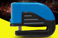 Замок  на дисковый тормоз противоугонный с электронной сигнализацией Disk brake lock-1206, фото 1