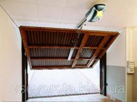 Ремонт и установка подъемно-поворотных ворот