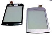Сенсорный экран (тачскрин) Nokia C2-02 | C2-03 | C2-06 | C2-07 | C2-08 purple