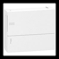 Щит Schneider-Electric Mini Pragma 12 модулей навесной белая дверь IP40 MIP12112