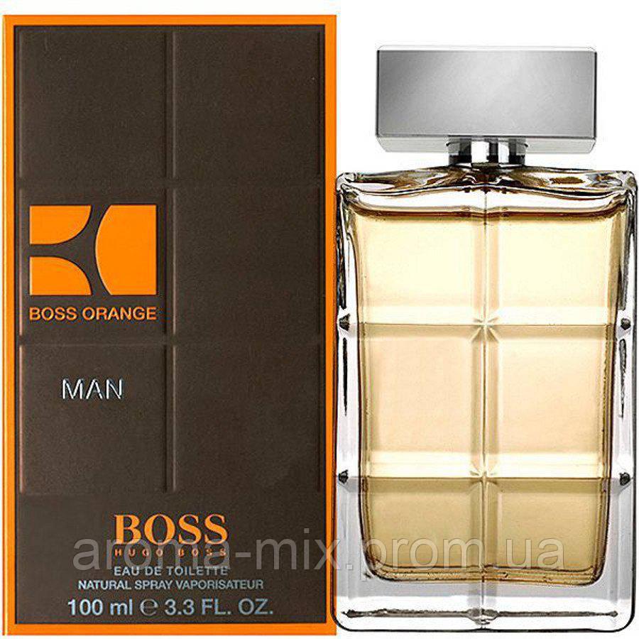 Hugo Boss Boss Orange Man - мужская туалетная вода