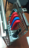 Бокс (корзина) для стерилизации ножей,мусатов и  кольчужных перчаток
