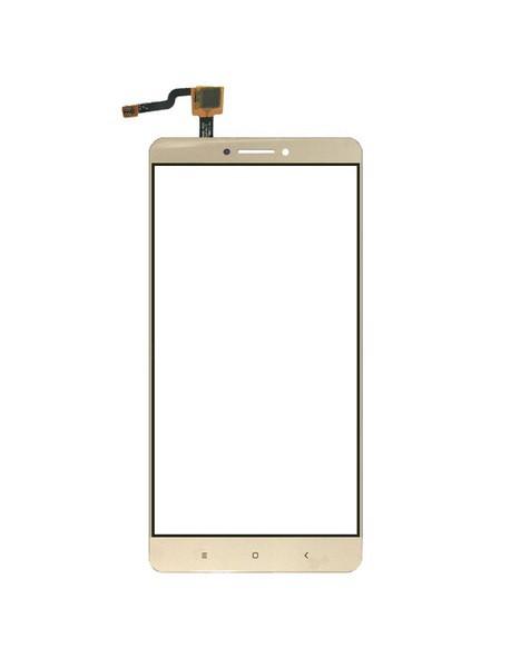 Сенсорный экран (тачскрин) Xiaomi Mi Max золотистый ориг. к-во