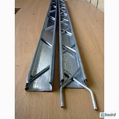Клипса Зиг-Заг для крепления тепличной пленки 0,5мм