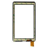 Сенсорный экран (тачскрин) для планшета Bravis (185*104) NB74 | NB75 | NP725 3G IPS white