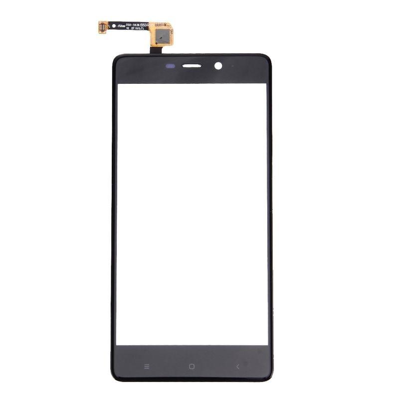 Сенсорный экран (тачскрин) Xiaomi Redmi 4 Prime | Redmi 4 Pro, чёрный
