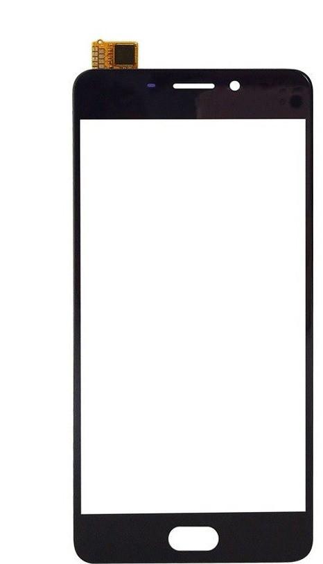 Сенсорный экран (тачскрин) Meizu M6 | M711 чёрный
