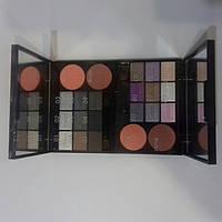 Тени Versace Sheer Eye Shadow  Colour тени 9 цветов+румяна 2 цвета