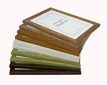 Фоторамки для дипломів А4 формат