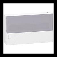 Щит Schneider-Electric Mini Pragma 18 модулей навесной дымчатая дверь IP40 MIP12118T