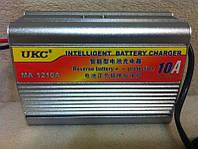 Автомобильное зарядное устройство 12 вольт 10 ампер, МА-1210 UKC Battery Charger 5A, фото 1