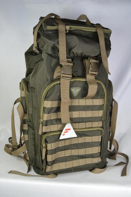 Тактичний рюкзак на 55 літрів Олива