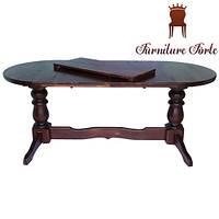 Деревянный стол раздвижной, Стол Аврора