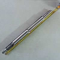 Вал главный L-390 мм Z-6 КПП мототрактора 12-15 лс