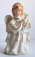 Статуэтка Ангел - колокольчик с музыкальным инстументом, фото 1