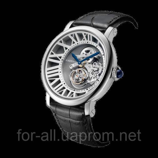 Мужские швейцарские часы Cartier Rotonde de Cartier Reversed Tourbillon
