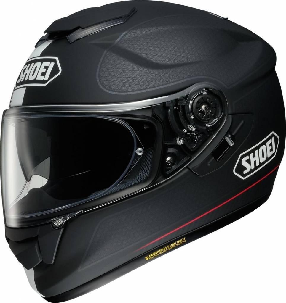 """Шлем Shoei GT-AIR WANDERER 2 TC-5  black\grey """"M"""", арт. 1111145"""