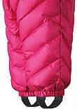 Зимний пуховый комбинезон для девочки Reima 510299-4590. Размеры 74-92., фото 4