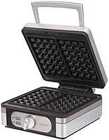 Вафельница для бельгийских вафель с регулировкой мощности 1400 Вт MPM MGO 13