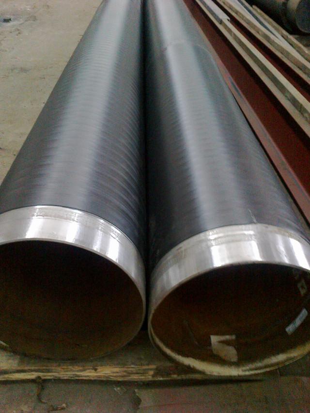 Труба ГОСТ 10704 дм. 530х10мм изолированные антикорозионным покрытием на основе экструдированного полиэтилена - нормальный, усиленый, весьма усиленный тип