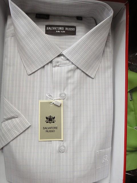 """Рубашка мужская """"Salvatore Russo"""""""