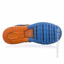 Мужские синие кроссовки Restime PMO16399, фото 2