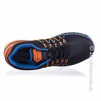 Мужские синие кроссовки Restime PMO16399, фото 3