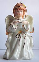 Статуэтка Ангел - колокольчик с книгой