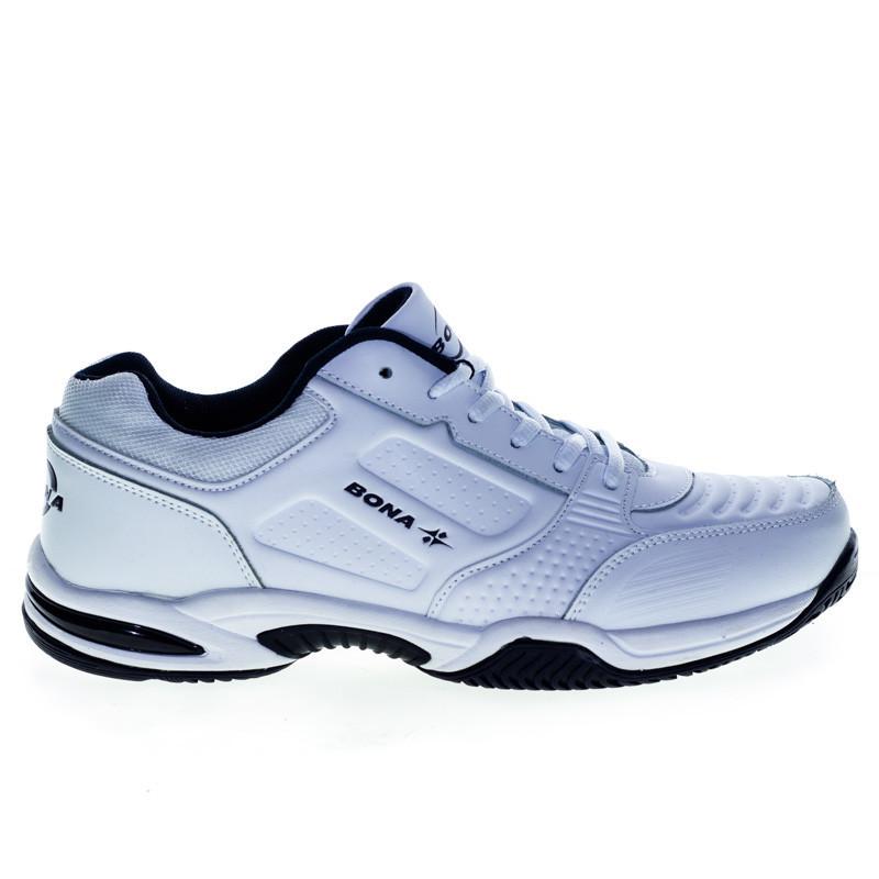 Мужские кроссовки кожаные Bona BA1