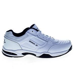 Мужские кроссовки кожаные Bona BA1, фото 2