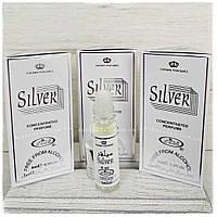 Арабские масляные духи Silver Al Rehab ( Аль Рехаб)  6 мл