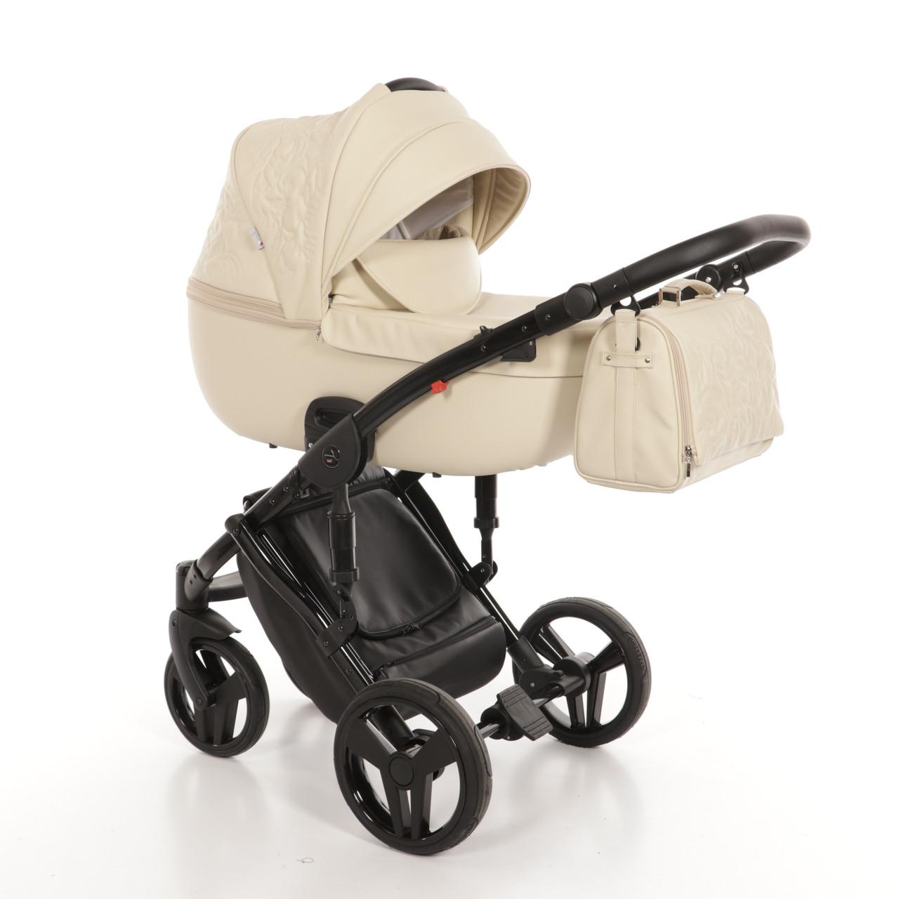 Детская универсальная коляска 2 в 1 Junama Enzo 02