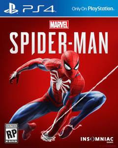 Marvel's Spider-Man (анг. версія) Диск