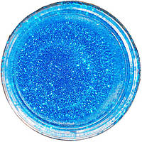Глиттер голубой TS406-128, 150мл