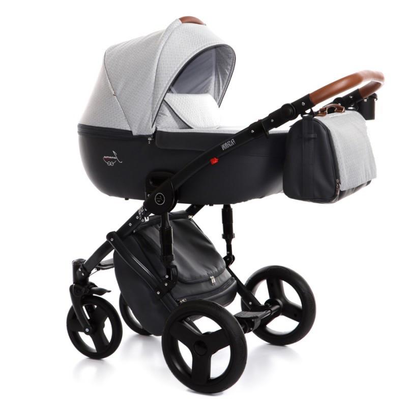 Детская универсальная коляска 2 в 1 Junama Modena 02