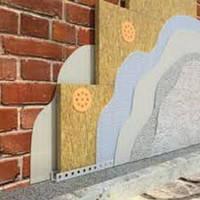 Фасадные утеплители