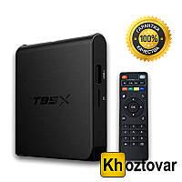 Приставка ТВ Android TV BOX Т95Х 2+8 (4 ядра)