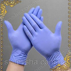 Перчатки кондитерские (нитриловые), неопудренные Размер М