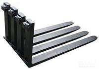 Вилы для погрузчика 1800х50х125 мм