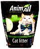 """AnimАll (Энимал) наполнитель силикагель """"Кристаллы изумруда"""" для котов - 3.8л"""