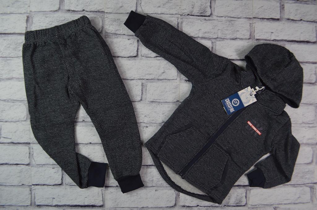 Спортивный костюм, Венгрия, фирма Crossfire,  начес, размеры 110 см