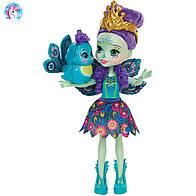 Кукла Пэттер Павлина Энчантималс Enchantimals Patter PeacockDoll