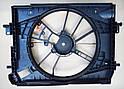 Диффузор вентилятора Renault Logan 2 (оригинал), фото 2