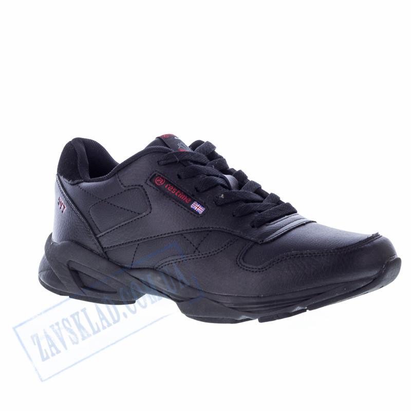 Мужские кроссовки Restime черные RT 18813
